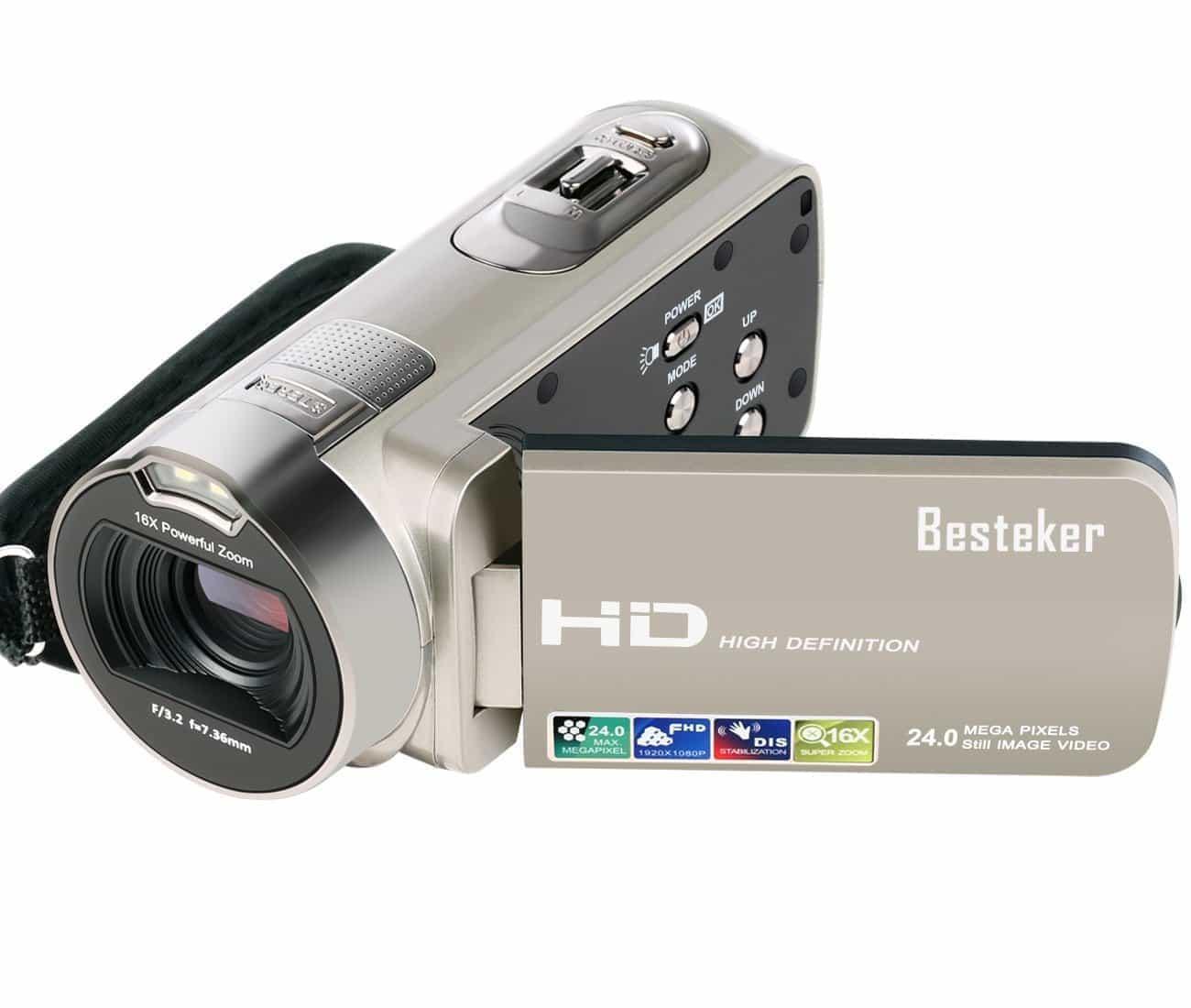 best 4k camcorders