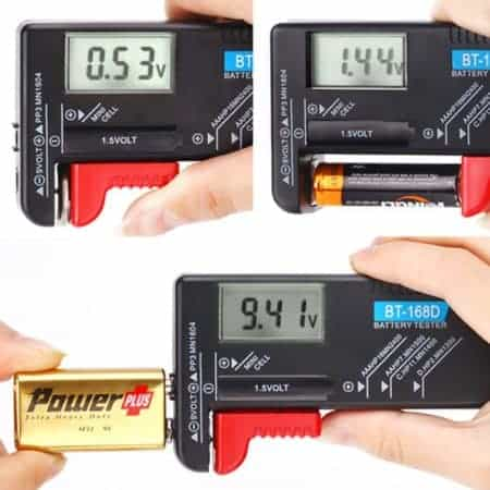best aa battery tester