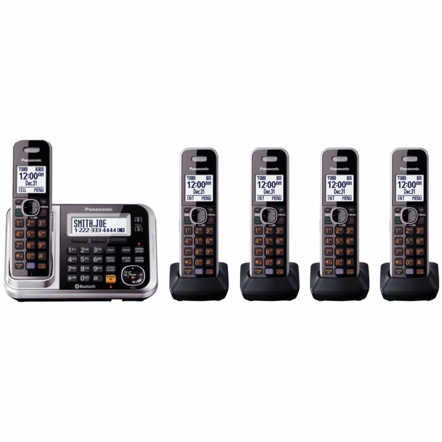 Best Cordless Phones For 2019 Buyers Guide And Telephone Ringing Circuits Home Phone
