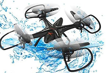 best waterproof drone for 2018