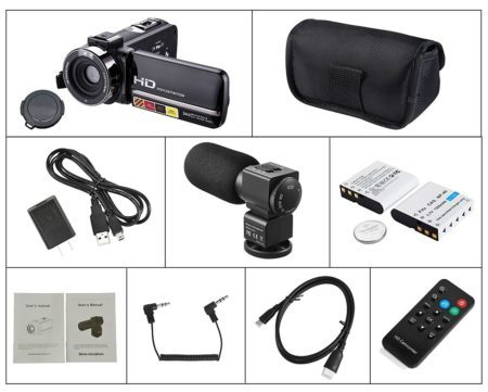 camcorders buy