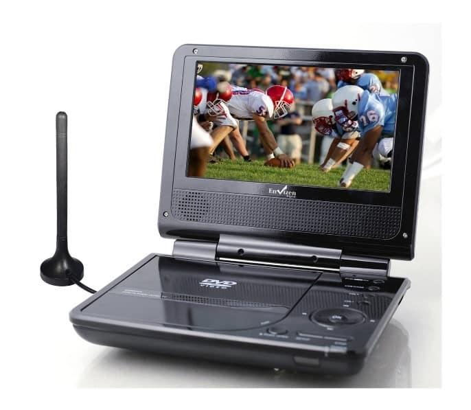 best hd portable tv 2018