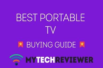 best portable tv 2018