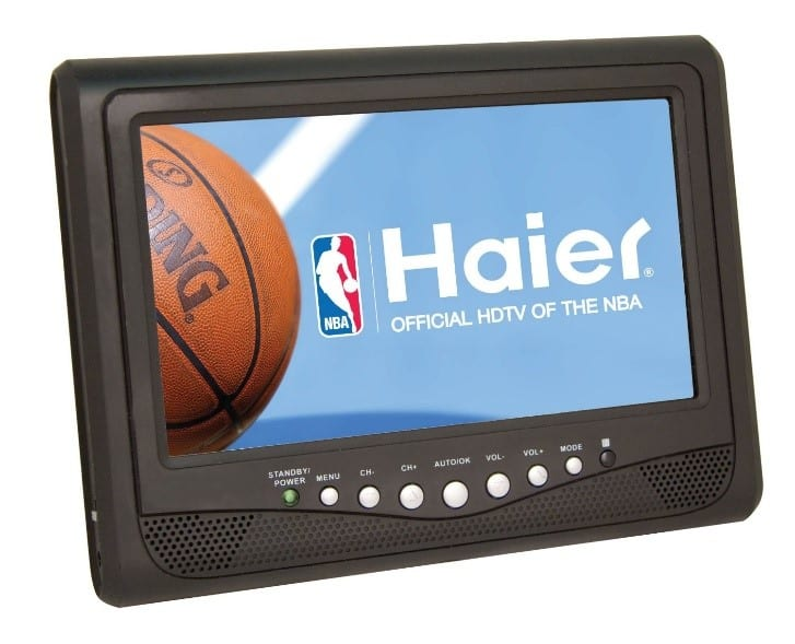 best portable tv in 2018