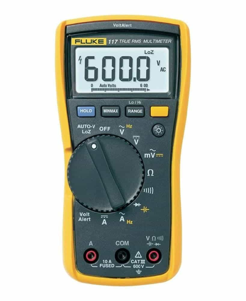 best professional multimeter 2018