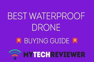 best proffesional waterproof drone 2018