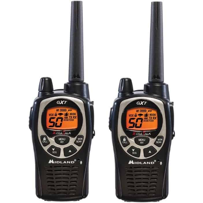best walkie talkie for cruise