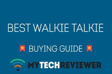 best walkie talkie for long distance