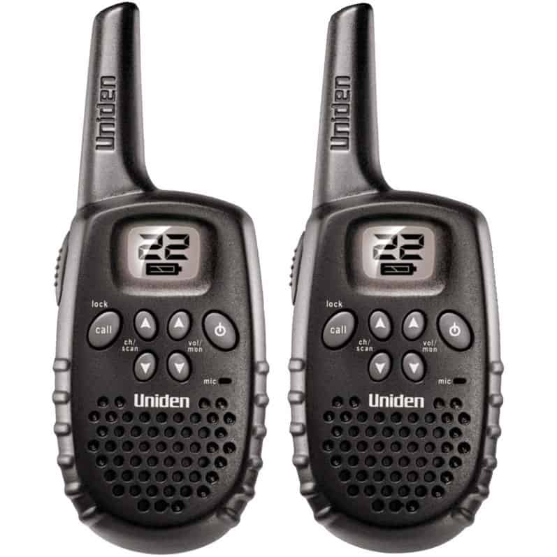 best walkie talkies 2018
