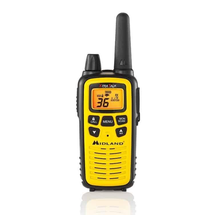 long distance walkie talkie