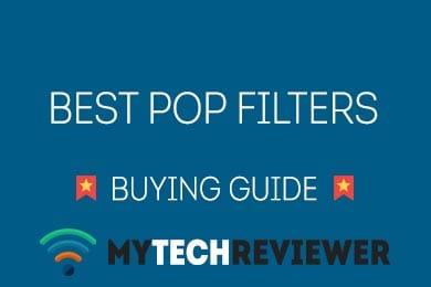 pop filter for 2018