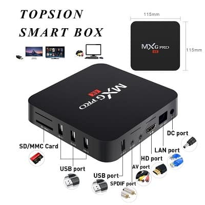 top android tv box