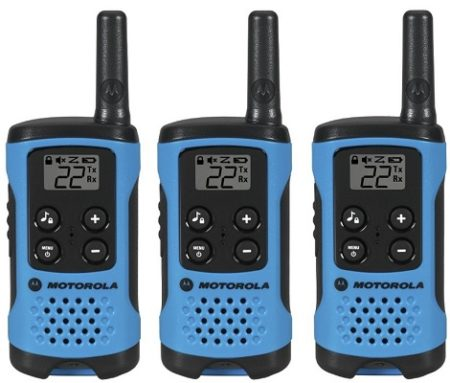 top rated walkie talkies
