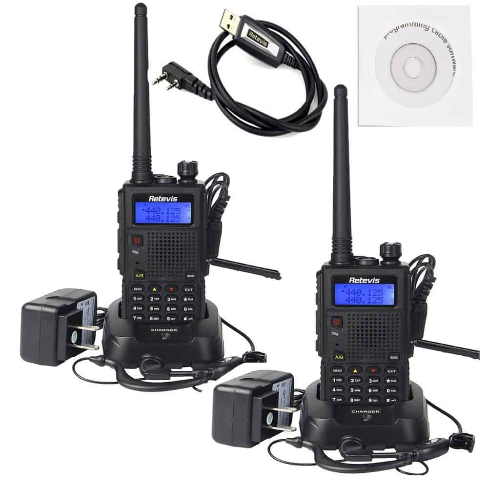 waterproof walkie talkies long range