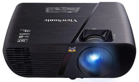cheap portable projector