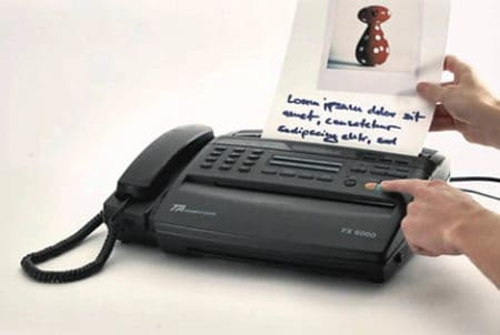 how to fax without a phone line