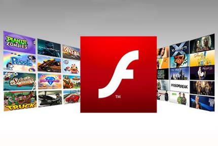 check flash player