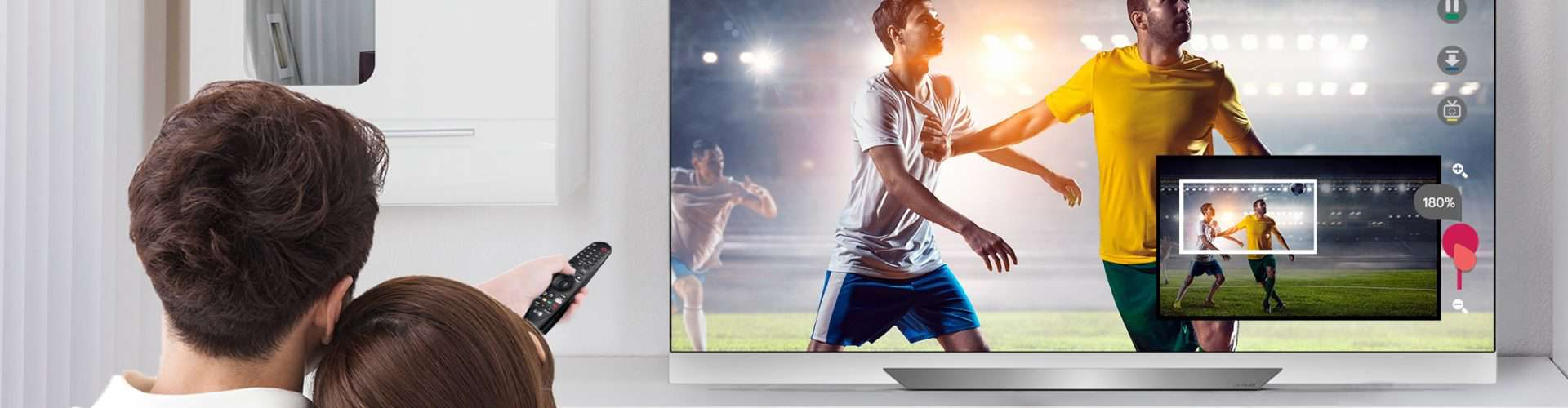How To Hook Up Your Cable To TV