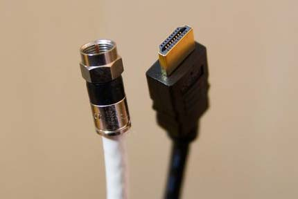 convert coaxial cable to hdmi