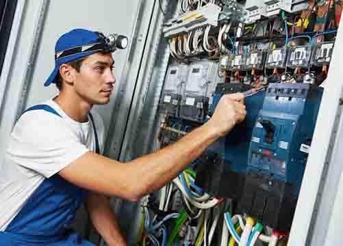 replace circuit breaker