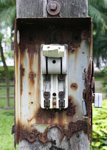 replacing a circuit breaker