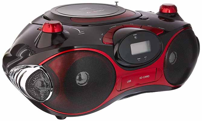 most powerful boombox