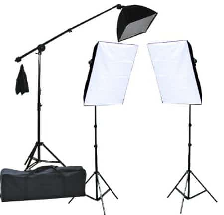 best youtube lighting kits